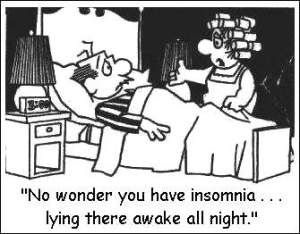 Insomnia Cartoon